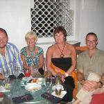Great Friends and Good Times at Pimms in Cap Juluca