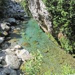 el agua en los picos de europa