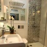 Salle de bain - chambre standing douche