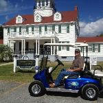 Historic Coast Guard Station