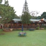 Aero Club of East Africa Restaurant Foto