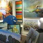 Tangerine Gecko Art Gallery
