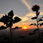 il nostro tramonto....