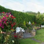 Bay View House garden