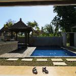 Bungalow-Pool
