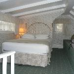 The Holly room - really nice and cute