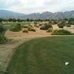 16th Tee at PGA West in September