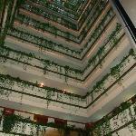 Interno dell'albergo
