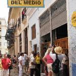 Ernest Hemingway Bar in Havana