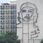 Che Guevara murial