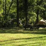 Tent Sites!