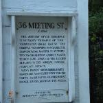historic information on the house