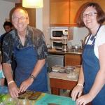 Cooking Class with the whole family!