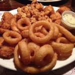 Fishermans platter