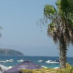 View from Palm Beach Lido restaurant