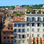 Campo de Fiori from the rooftop