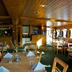 Beautifully refurbished Quarterdeck dining room