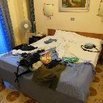 chambre calme avec sdb