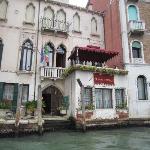 Water Taxi Drop Off Dock
