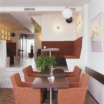 Interior restaurant