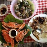 Lunch at Pandan Island (Honda Bay Tour)