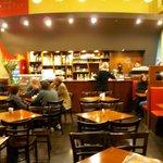 El salon principal de cafeto