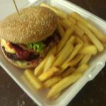 The Marla Burger & Chips