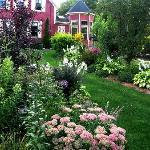 B&B and gardens