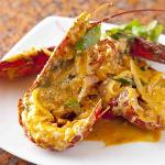 Coconut Curry Lobster