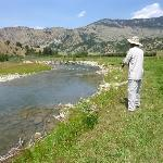 Trout Fishing on the Beautiful Ruby River