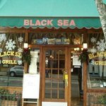 Black Sea Grill ~ Restaurant Front