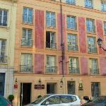 façade rue d'Anjou