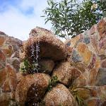 More rock shower,..so nice
