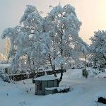Winter at Spa Lodge