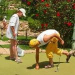 Golf Fantasia Bild