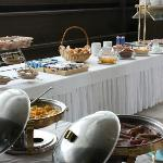 Selfservice buffet