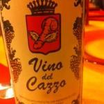 Il vino che consigliano! :)