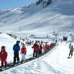Estacion esqui
