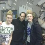 Jedward came to play!