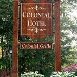 Bild från Colonial Grille