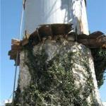 Water tower at Ardovino's