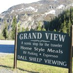 Grand View sign