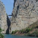 El Chorro gorge