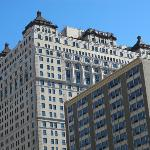 Hotel from Washington Blvd
