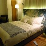 Stanza 35 - Il letto