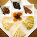 Cheese trilogy @ Wine & Cheese Bar Paradox