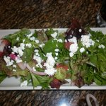 Watermlon & Feta salad