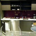 Guest Lounge Kitchenette