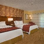 Newly renovated delux accommodations