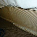 Filthy Bed Base